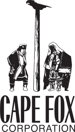 Cape Fox Corp Logo